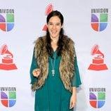 Ximena Sarinana en los Grammy Latinos 2011