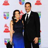 Kike Santader en los Grammy Latinos 2011
