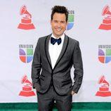 Roger Borges en los Grammy Latinos 2011