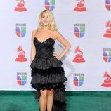 Theodora de Grecia en los Grammy Latinos 2011