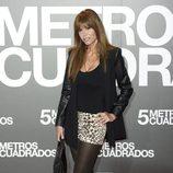 Lara Dibildos en la premiere de 'Cinco metros cuadrados'