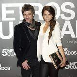 Ernesto Alterio y Juana Acosta en la premiere de 'Cinco metros cuadrados'