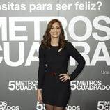 Norma Ruiz en la premiere de 'Cinco metros cuadrados'