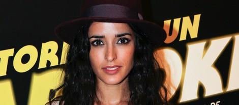 Inma Cuesta en el estreno de 'Karaoke'