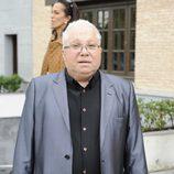 Juanito el Golosina en el bautizo de la hija de Chayo Mohedano