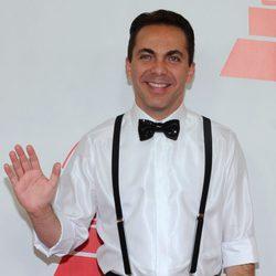 Cristian Castro en los Grammy Latinos 2011