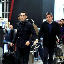 Boris Izaguirre y Rubén Nogueira contrajeron matrimonio en el 2006