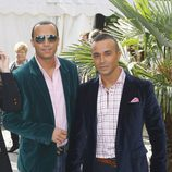 Luis Rollán y Alejo Pascual se casaron en junio de 2011
