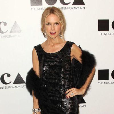 Rachel Zoe en la gala anual 'Moca'