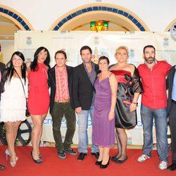 Juan Pablo Shuk y Luis Callejo recogen el premio de 'El Barco' en Benalmádena