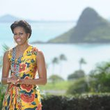 Michelle Obama en la cumbre APEC en Hawai