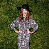Coco Rocha en la gala Vogue Fashion en Nueva York