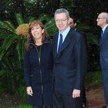 Alicia Sánchez Camacho y Alberto Ruiz Gallardón en los Premios Protagonistas 2011