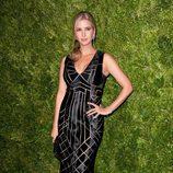 Ivanka Trump en la gala Vogue Fashion en Nueva York