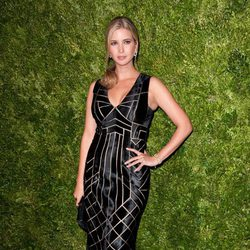 Ivanka Trump en la gala Vogue Fashion en Nueva York