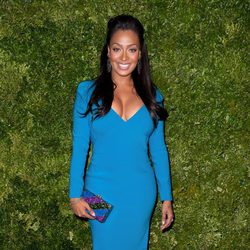LaLa Anthony en la gala Vogue Fashion en Nueva York