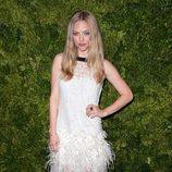 Amanda Seyfried en la gala Vogue Fashion en Nueva York