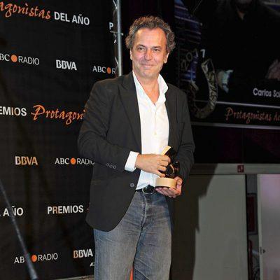 José Coronado en los Premios Protagonistas 2011