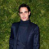 Zac Posen en la gala Vogue Fashion en Nueva York