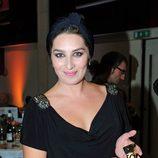Estrella Morente en los Premios Protagonistas 2011