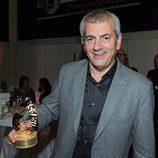 Carlos Sobera en los Premios Protagonistas 2011