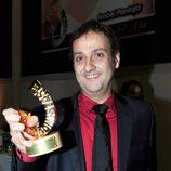 Albert Espinosa en los Premios Protagonistas 2011