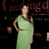 Nikki Reed en el estreno de 'Amanecer. Parte 1' en Los Ángeles