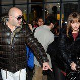 Kiko Rivera y Jessica Bueno en Barcelona