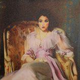 Katy Perry, una doncella de la antiguedad en los cuadros de los MTV EMA 2011