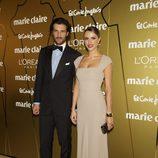 Rafael Medina y Laura Vecino en los Premios Prix de Moda de Marie Claire 2011