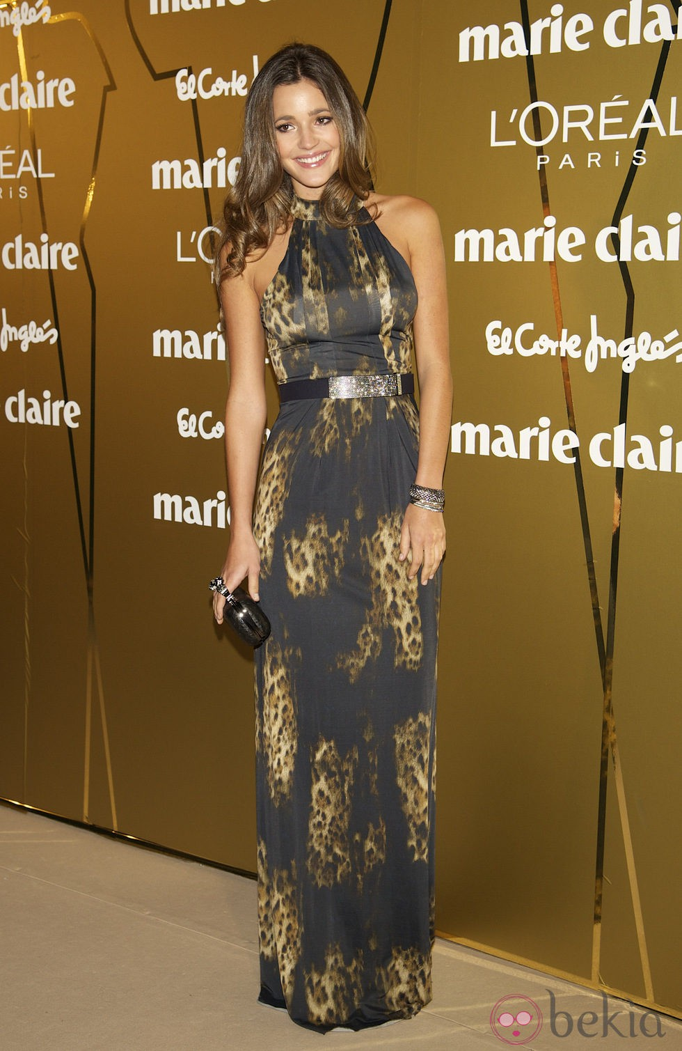 Malena Costa en los Premios Prix de Moda de Marie Claire 2011