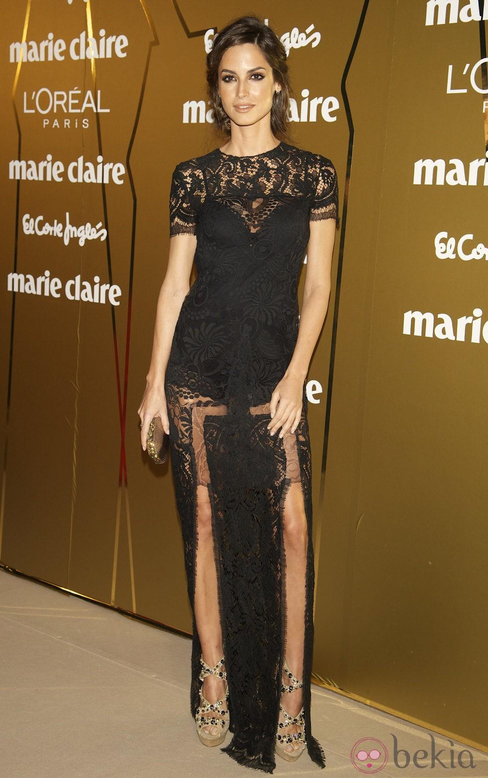 Ariadne Artiles en los Premios Prix de Moda de Marie Claire 2011