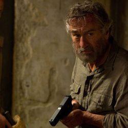 Jason Statham y Robert De Niro en 'Una pandilla de élite'