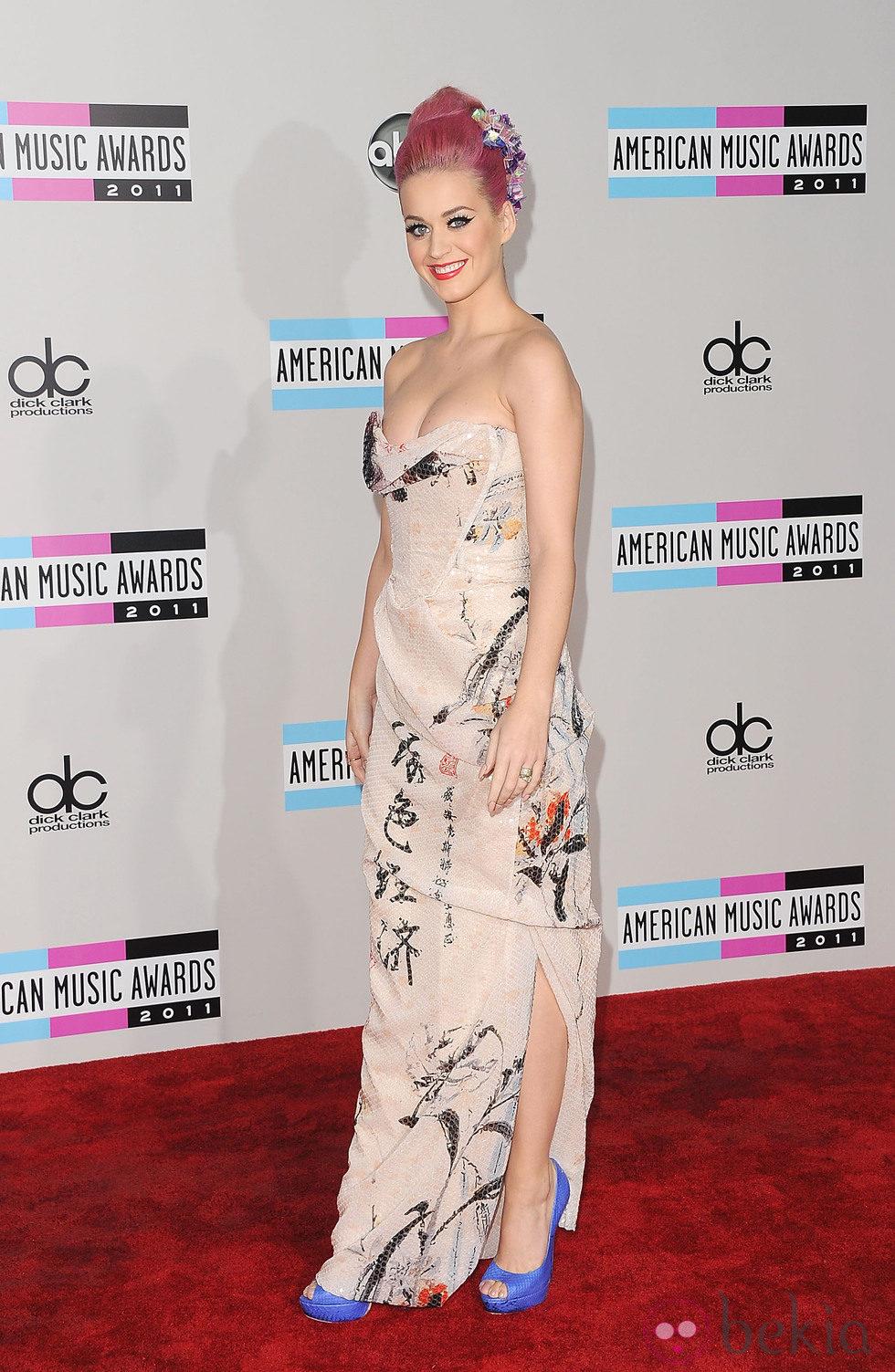 Katy Perry en los American Music Awards 2011