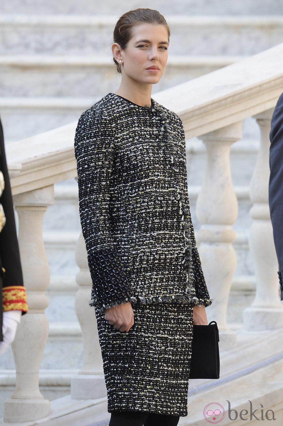 Carlota Casiraghi en el Día Nacional de Mónaco