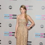 Taylor Swift en los American Music Awards 2011