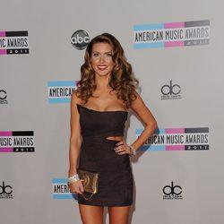 Audrina Patridge en los American Music Awards 2011