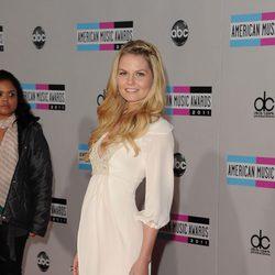 Jennifer Morrison en los American Music Awards 2011