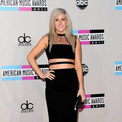 Ellie Goulding en los American Music Awards 2011