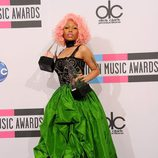 Nicki Minaj en los American Music Awards 2011