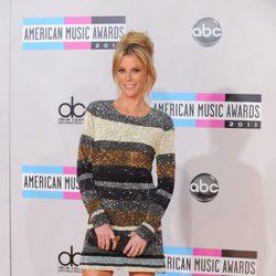 Julie Bowen en los American Music Awards 2011