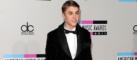 Justin Bieber en los American Music Awards 2011