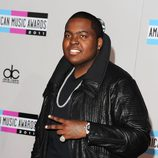 Sean Kingston en los American Music Awards 2011