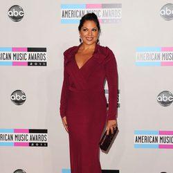 Sara Ramirez en los American Music Awards 2011
