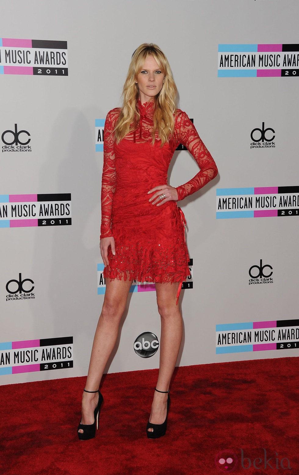 Anne V en los American Music Awards 2011