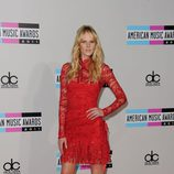 Anne V en los American Music Awards 2011