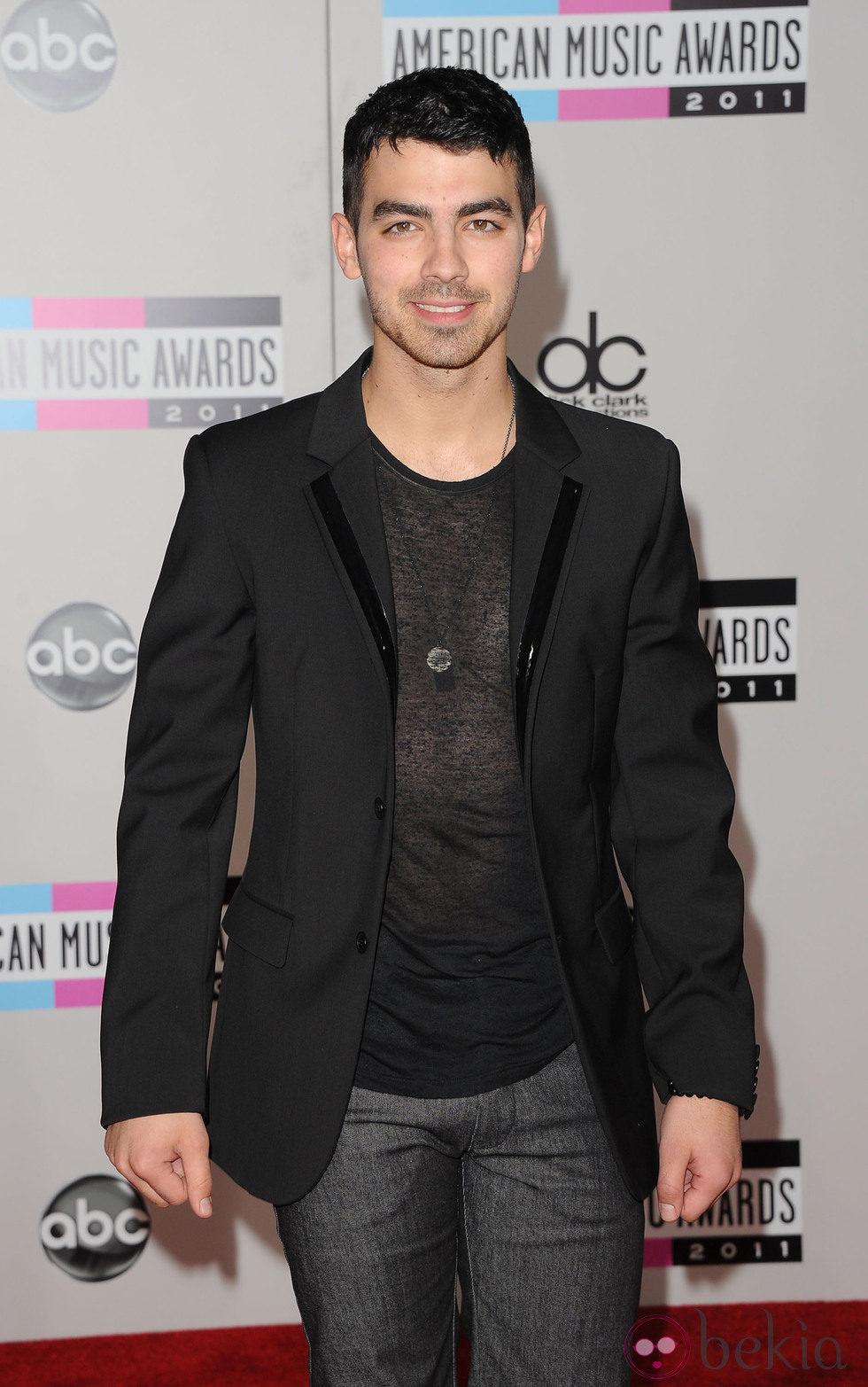 Joe Jonas en los American Music Awards 2011