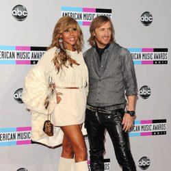 David Guetta en los American Music Awards 2011