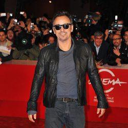 Bruce Springsteen, en el Festival de Roma