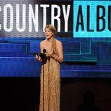 Taylor Swift, la gran triunfadora de los American Music Awards 2011